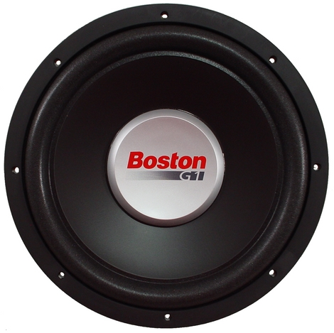 BOSTON ACOUSTICS G110 252d44 10 22 SUBWOOFER on boston acoustics 12 subwoofer